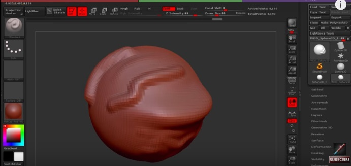 zbrush tutorials begineer